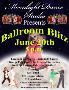 Ballroom blitz Show 6