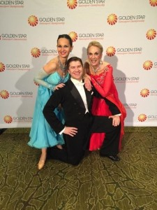 Jean & Helena @ Golden Star Dancesport Championships